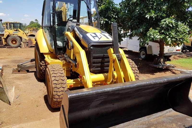 Caterpillar 416E, 4x4 TLB TLBs