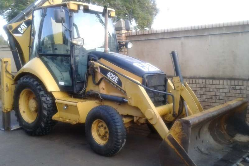 TLBs Caterpillar 422E 2006