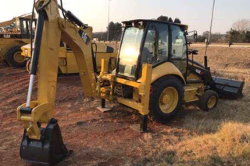 Caterpillar 422E 4x2 Backhoe Loader TLBs