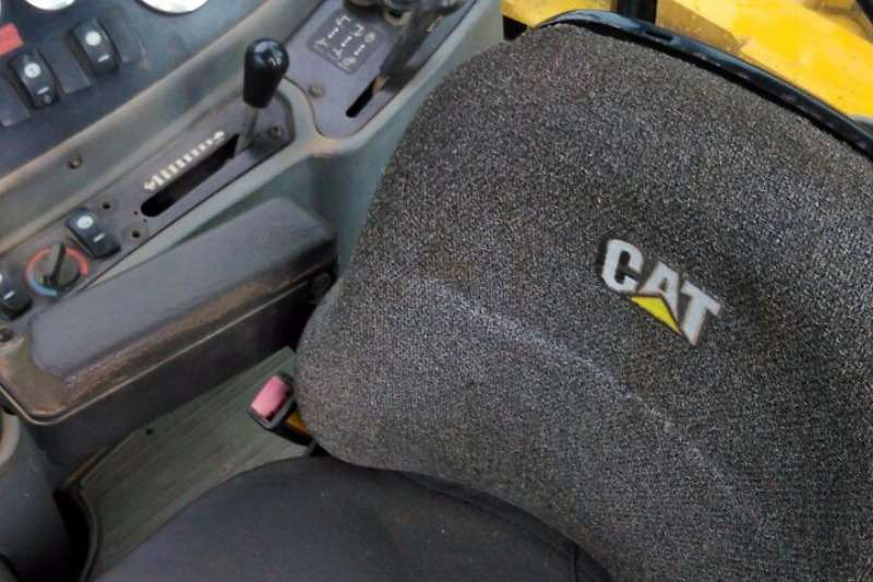 Caterpillar 424 D TLBs