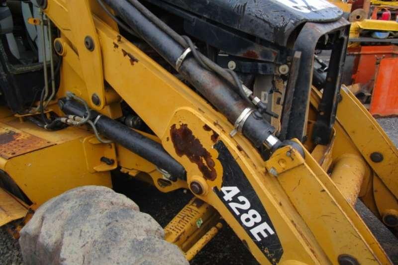 Caterpillar 428 E TLBs