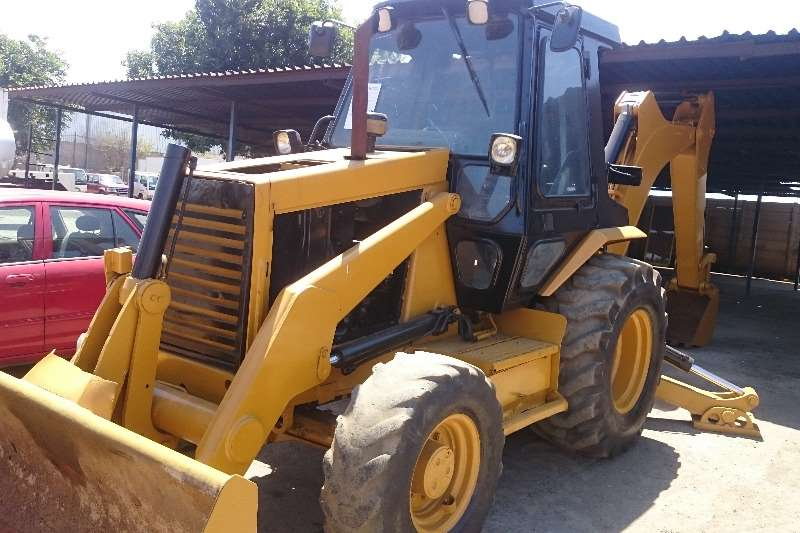 TLBs Caterpillar CAT 416B 4x4 0