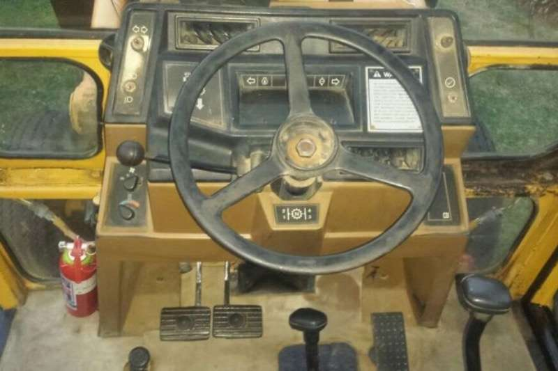 TLBs Caterpillar Cat 428 TLB for sale 2x4 1990