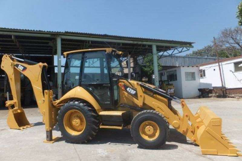 TLBs Caterpillar Cat 428F 4x4 TLB 2013