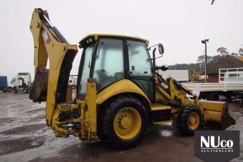 Caterpillar CAT 428F 4X4 TLB TLBs