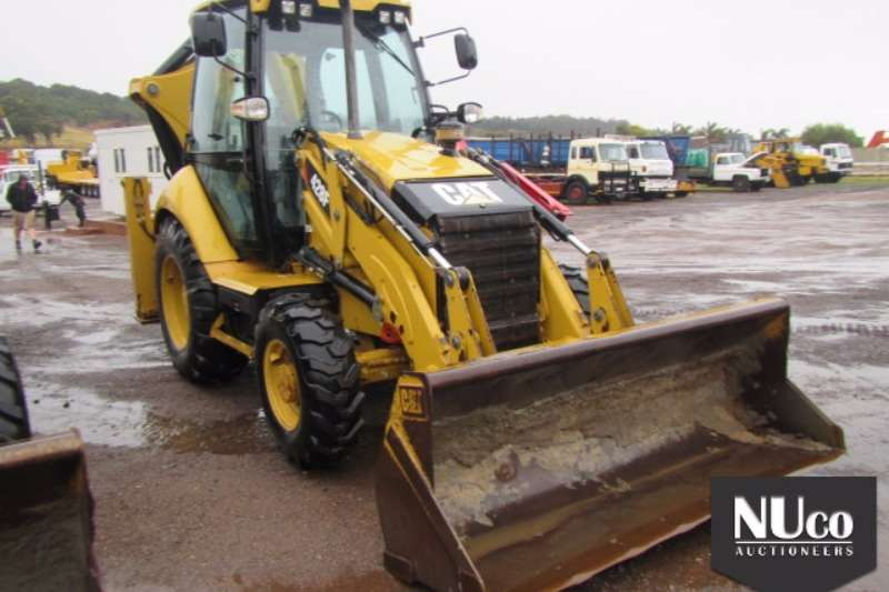 Caterpillar CAT 428F 4X4 TLB TLBs