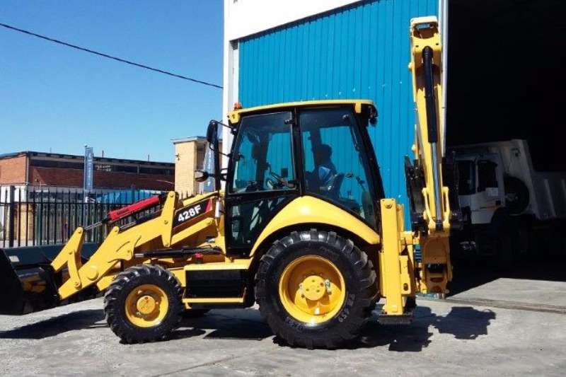 Caterpillar CAT 428F2 4x4 TLBs