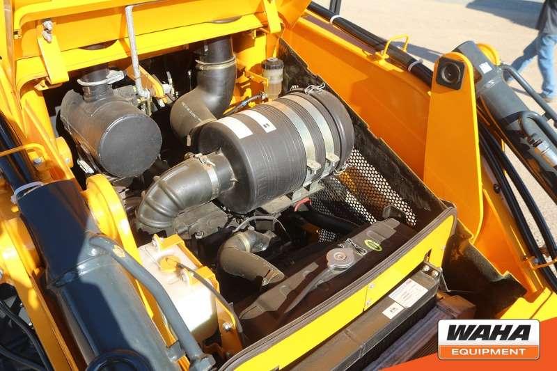 Escorts DigMax II 4x4 TLBs