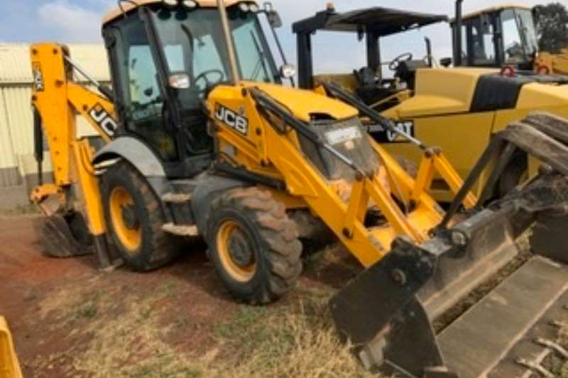 JCB 3CX 4x4 Sitemaster Backhoe Loader TLBs