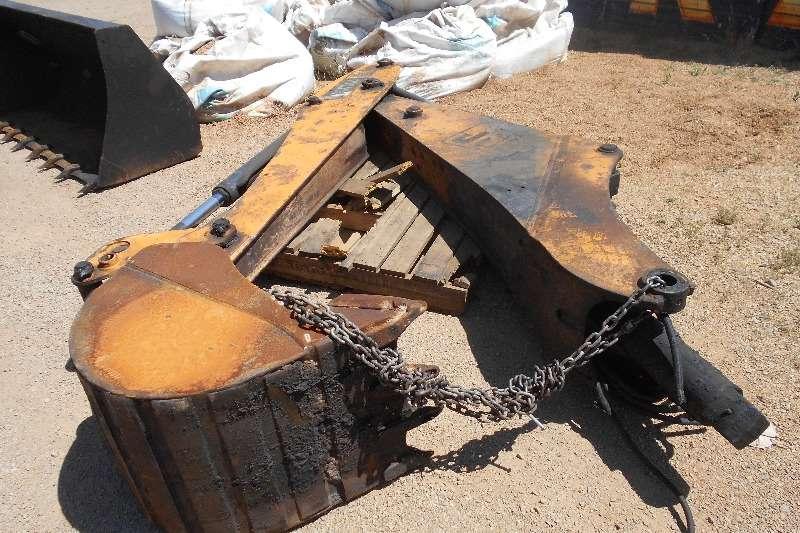 JCB JCB 3CX4 2010 4x4 Breaking for parts TLBs