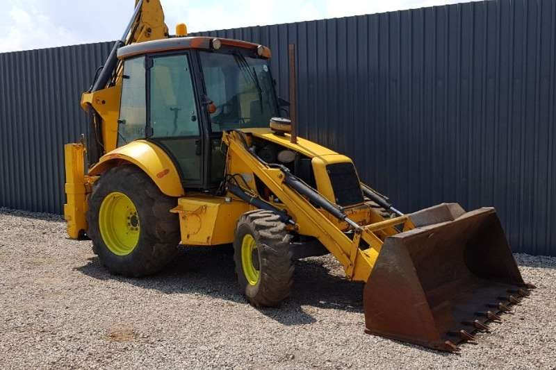 New Holland FB  90 TLBs