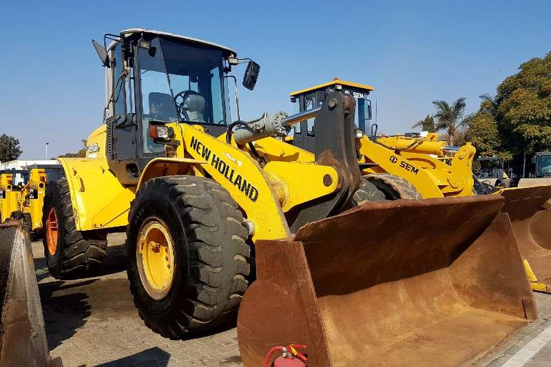 TLBs New Holland New Holland W190B 2010