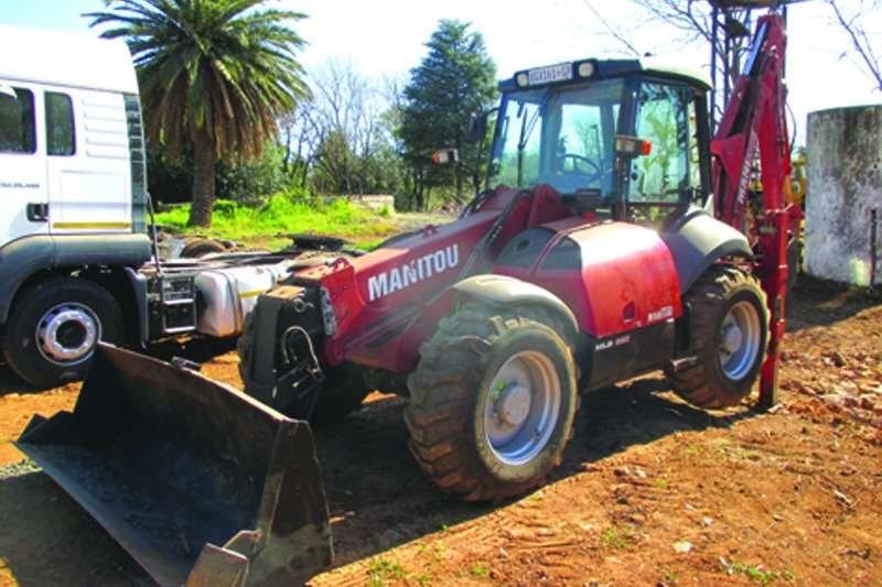 TLBs Other Manitou TLB 2008