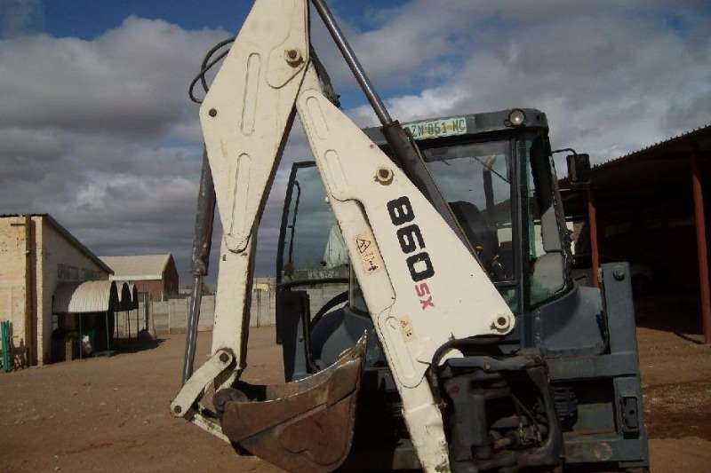 Other Terex 860SX TLB 4x4 Reconditioned engine TLBs