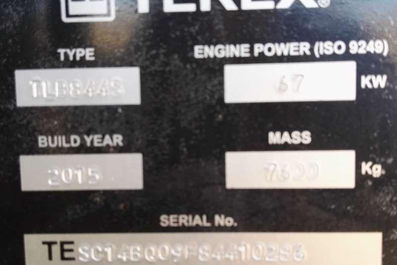 Terex 844 S turbo TLBs