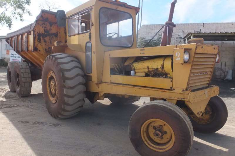 Bell BELL 1756 Tractors - towing