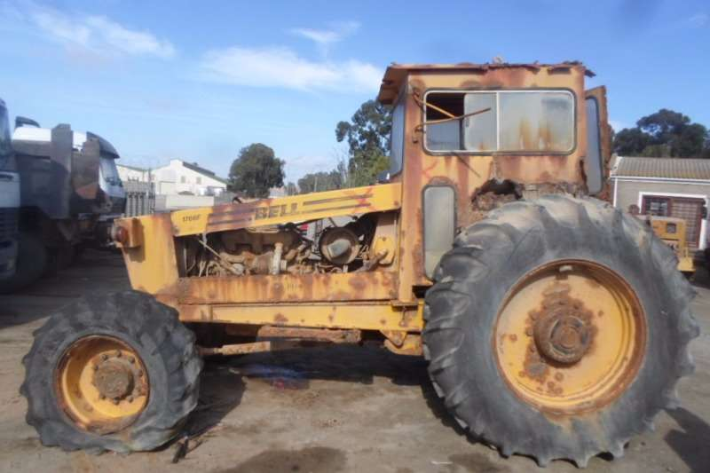 Bell BELL 1766F 4x4 Braking for parts Tractors - towing