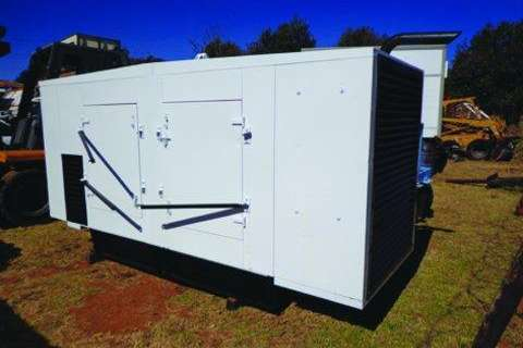 Perkins 100KVA Generator- Truck