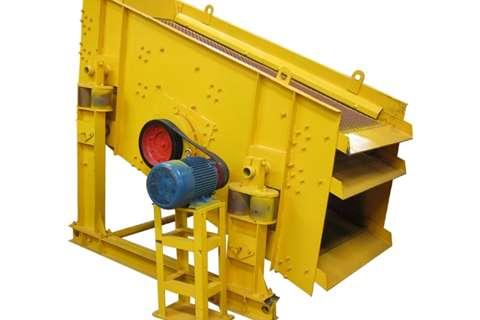Sino Plant Vibrating Screen 3 Layer - 1200mmx2500mm Vibrating screens