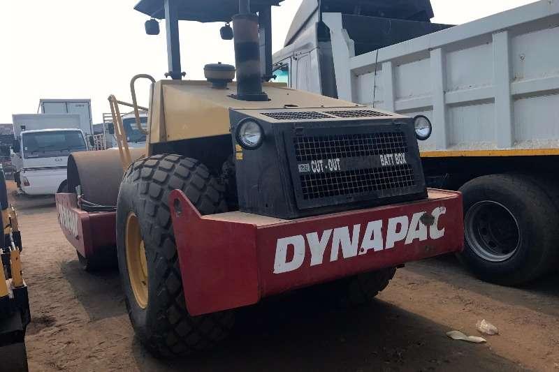 Dynapac CA280D 12 TON S/DRUM ROLLER Vibrator roller