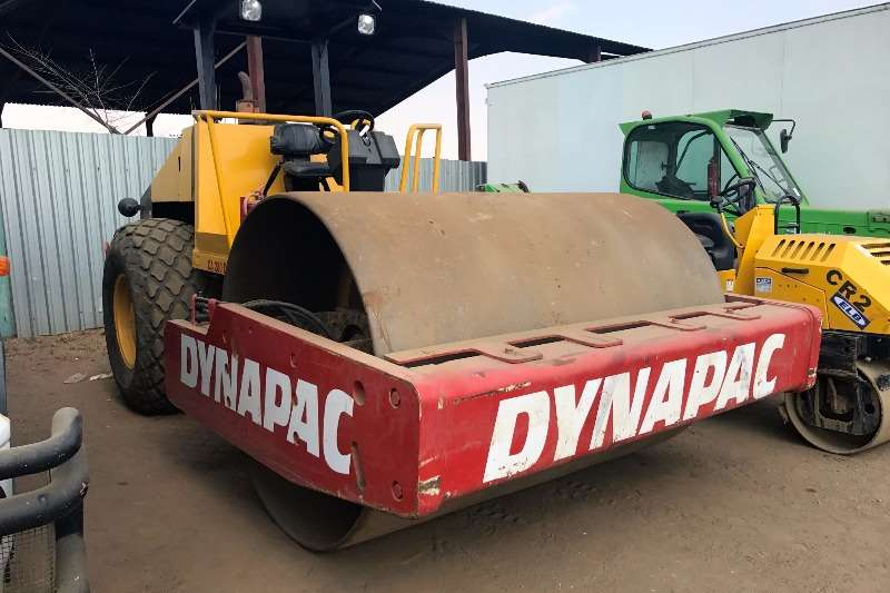Vibrator Roller Dynapac CA280D 12 TON S/DRUM ROLLER 2007