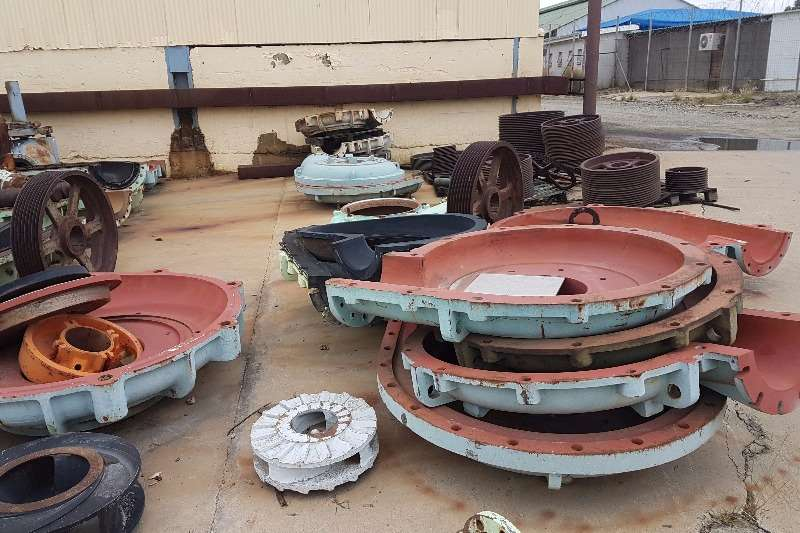 Pumps and valves and new parts Water pumps