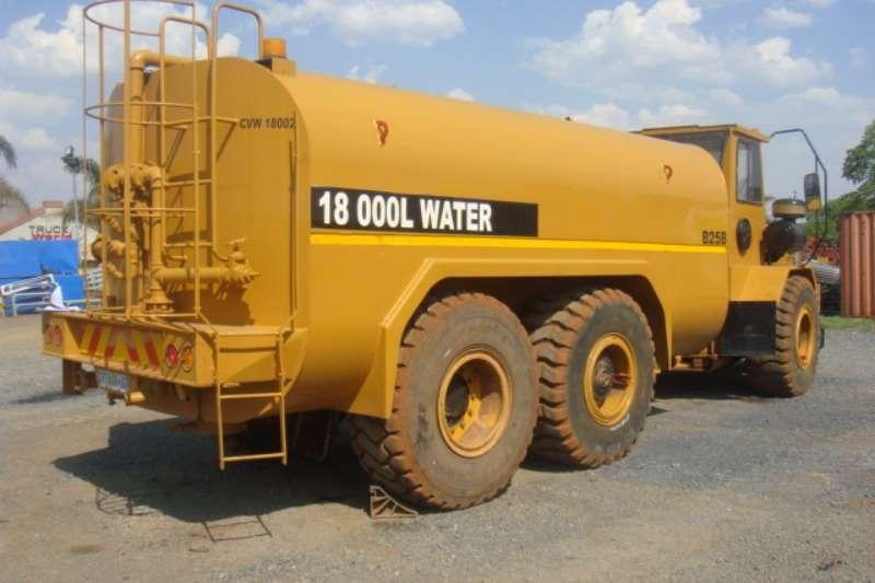 Bell B20 B Water Tanker Water tankers