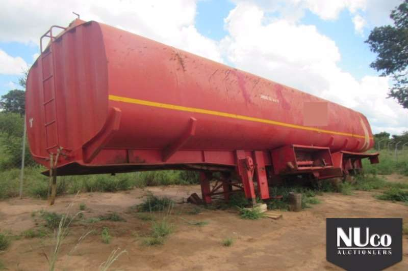 Other 20,000L WATER TANKER Water tankers