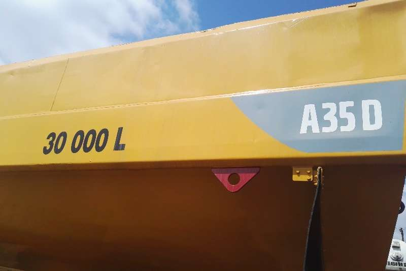 Other Volvo A35D 30000lt Watercart Water tankers