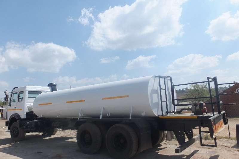 POWER STAR 2628 Water tankers