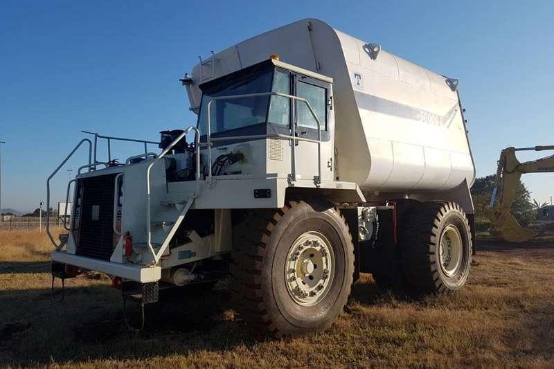 Terex Terex TR60 Water tanker, 50 000LT Water tankers