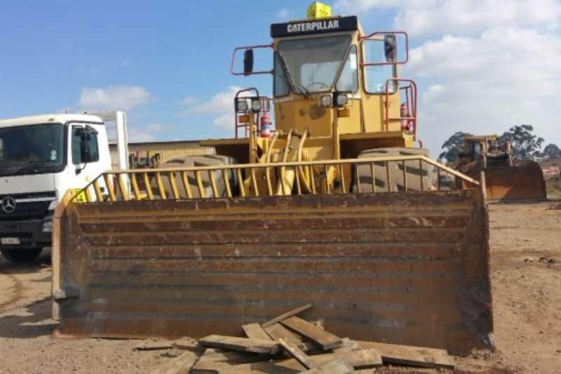 Caterpillar 834B (Viewing by appointment only) Wheel dozers