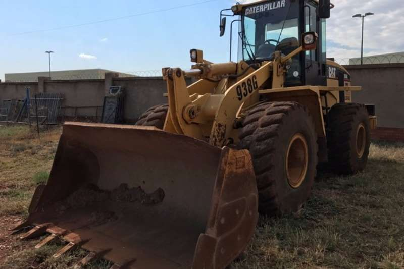 Caterpillar 938G Wheel Loader Wheel loader