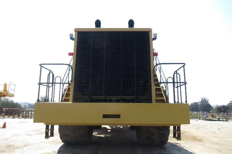 Caterpillar 993K Wheel loader