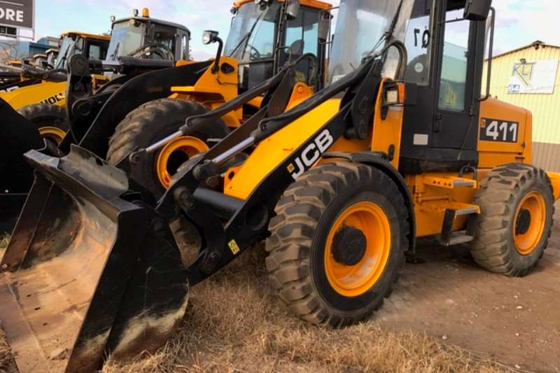 JCB 411 Wheel Loader Wheel loader