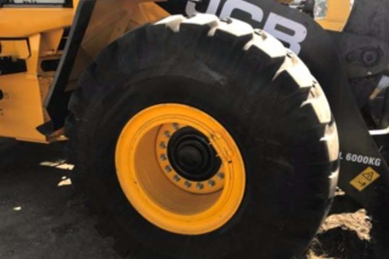 JCB 455ZX Loader Wheel loader
