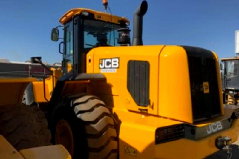 JCB 455ZX Wheel Loader Wheel loader
