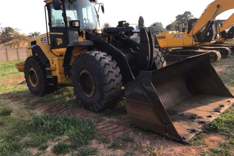 JCB 456 Wheel Loader Wheel loader