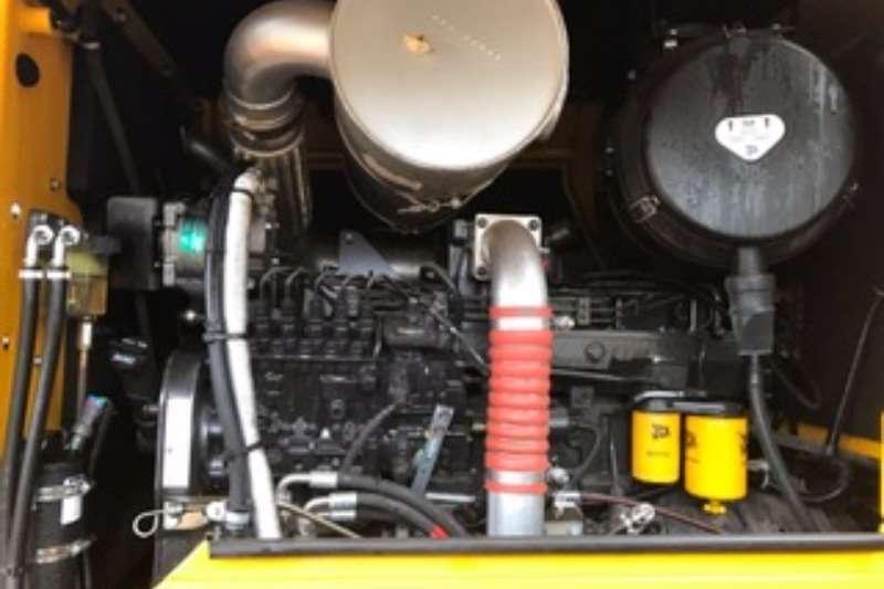 JCB 456ZX Wheel Loader Wheel loader