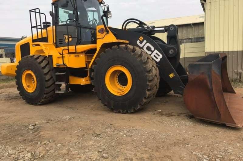 JCB 467ZX Wheel Loader Wheel loader