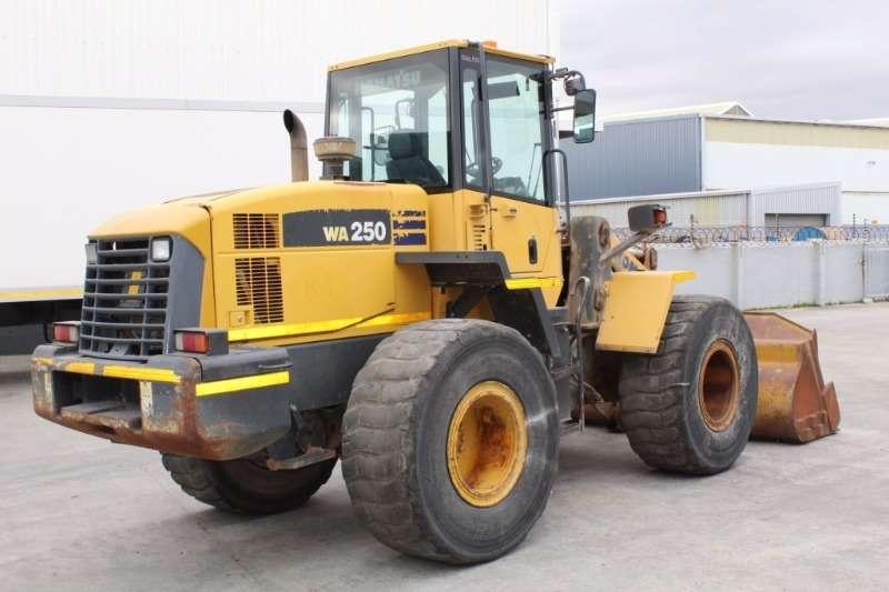 Komatsu WA250 5 wheel Loader Wheel loader