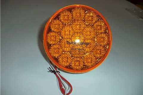 19 LED Amber Lamp