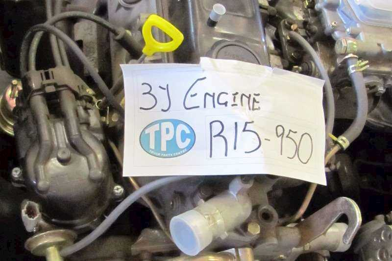3Y Engine - NEW Replacement Parts Available At TPC