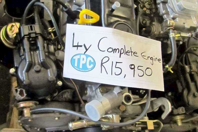 4Y ENGINE -NEW - Replacement Parts For Taxi's