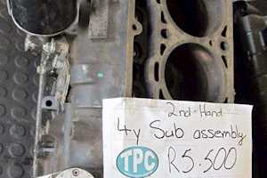 4Y SUB ASSEMBLY -2nd Hand - For Sale At TPC