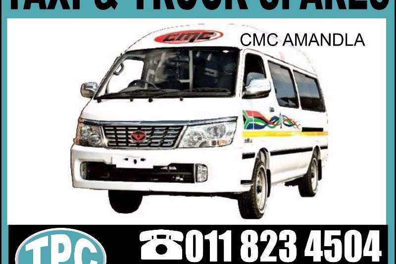 AMANDLA CMC AMANDLA Taxi Replacement Spares: Tail Gate,Number Plate Holder,Tail Lamp,Rear Bumper & More