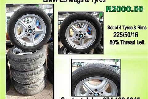 BMW Z3 225/50/16