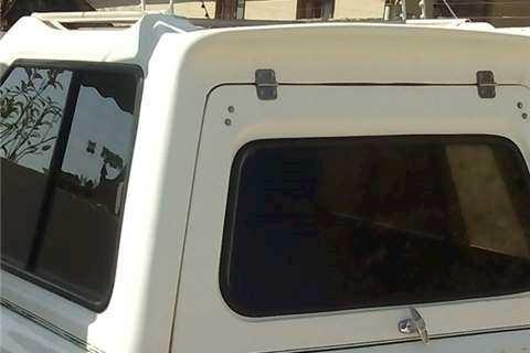 Canopy Ford Bantam