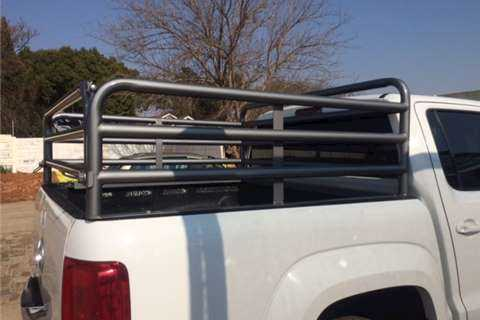 Cattle Rail Amarok Doublecab