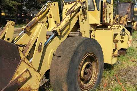 CLARK MICHIGAN FRONT END LOADER SPARES/PARTS 55C
